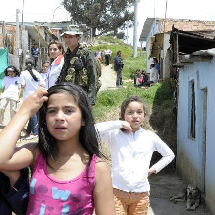 Colômbia fome ONU