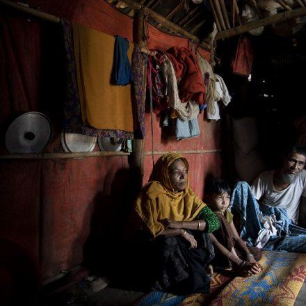 ONU pede compaixão por refugiados do grupo rohingya