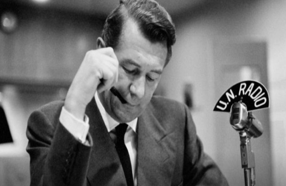 'Podcast' de 1958 conta história da OMS