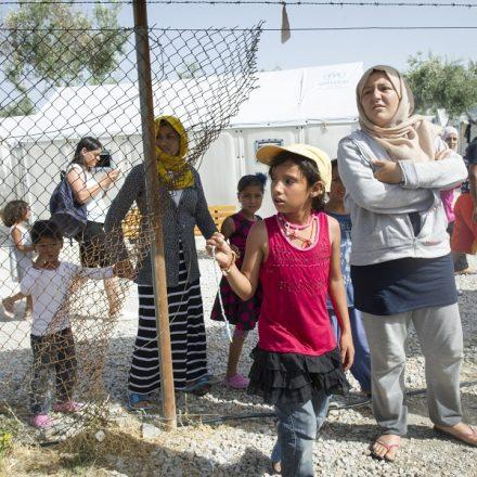 Ajuda da ONU para refugiados