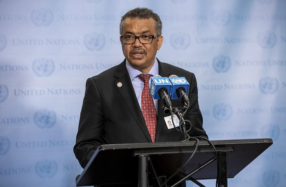 Tedros Ghebreyesus, diretor da OMS (Foto: UN Photo)