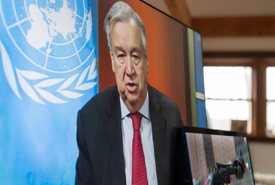 Guterres alerta para ameaça de pandemia à segurança mundial