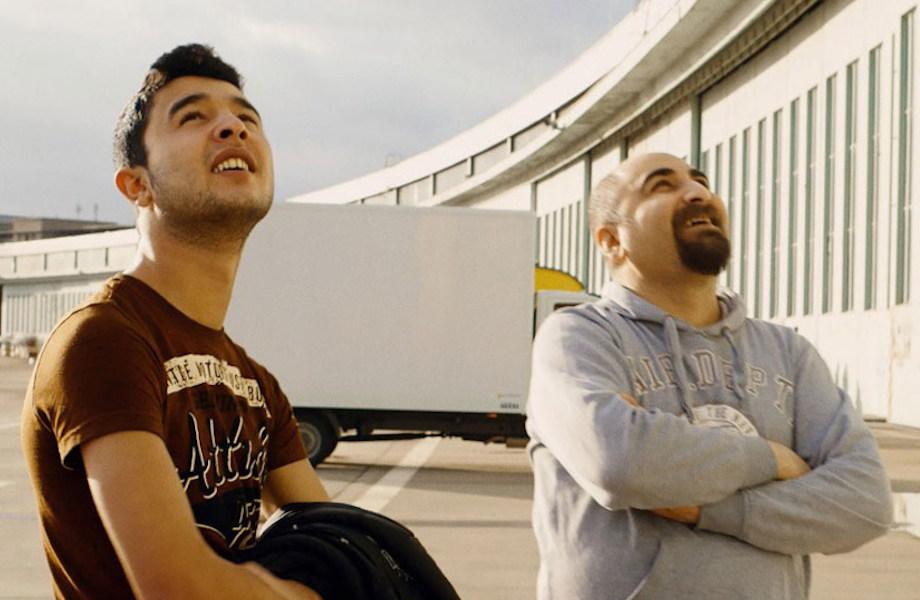 Documentário relata vida de refugiados em aeroporto desativado em Berlim