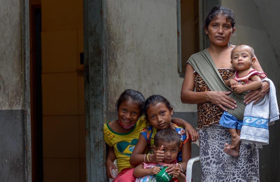 Indígenas na América Latina sofrem com risco de infecção pelo Covid-19