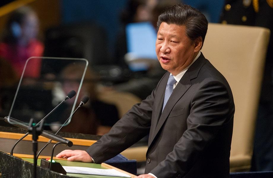 O presidente da China Xi Jinping (Foto: UN Photo)