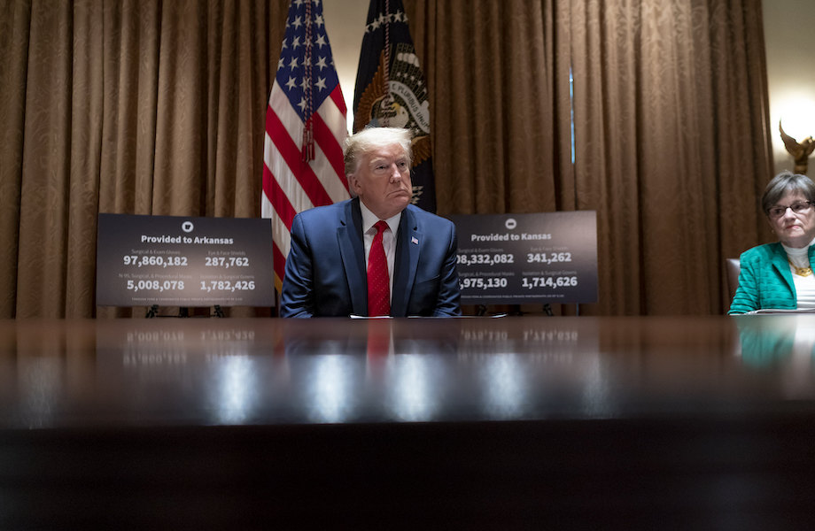 Espionagem teria usado brechas de transparência sobre a saúde de Trump