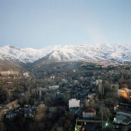 Vista panorâmica de Teerã, capital iraniana (Foto: UN Photo)