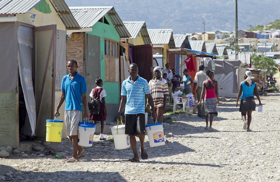 ONU: No Haiti, 40% das pessoas precisam de ajuda humanitária