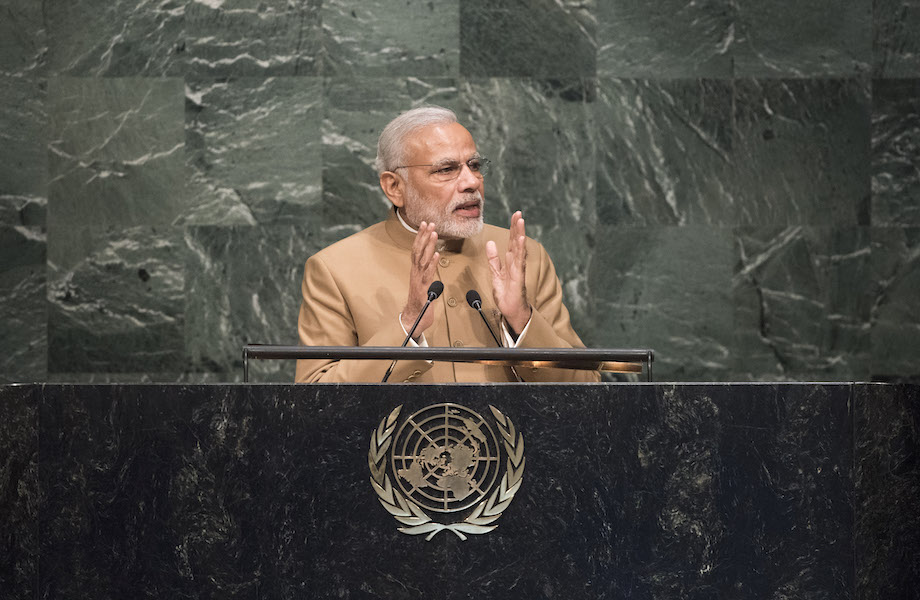 Premiê da Índia é convidado por Trump para participar de cúpula do G7