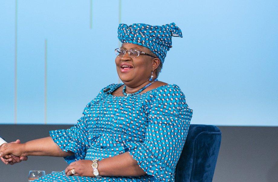 Nigéria indica Ngozi Okonjo-Iweala para cargo de diretora-geral da OMC