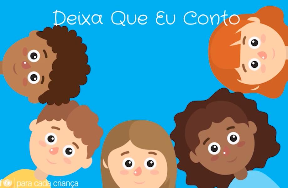 Unicef lança podcast para crianças com foco na cultura amazônica