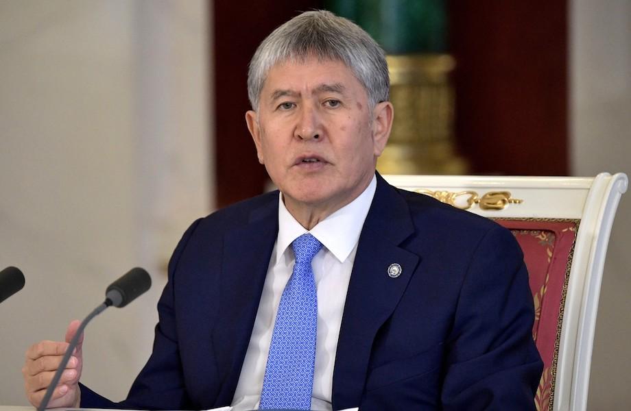 Ex-presidente do Quirguistão é condenado a 11 anos de prisão