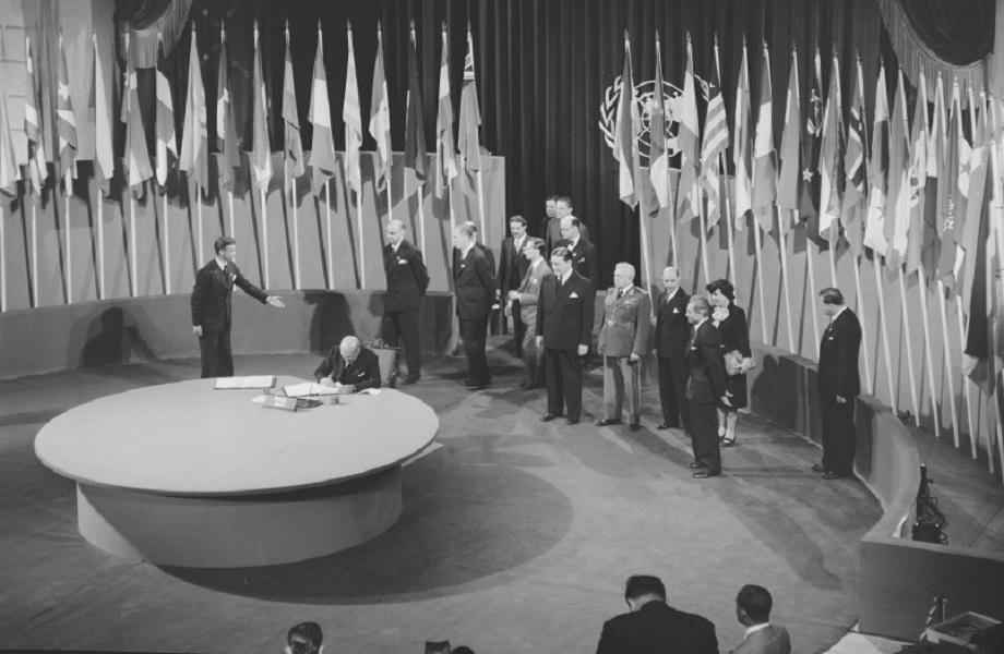 """ONU, 75: a organização que tentou """"proteger as gerações futuras"""" da guerra"""
