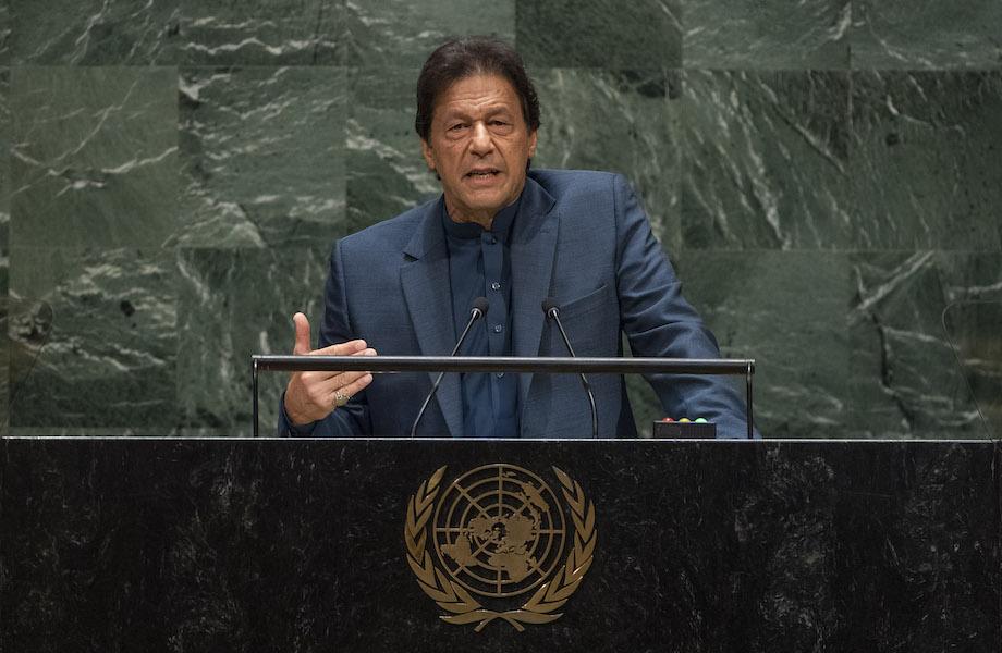 Premiê paquistanês vai à ONU discutir certificado de residência indiano na Caxemira