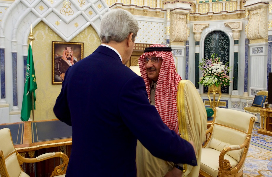 Campanha de mídia social saudita mira antigo príncipe herdeiro