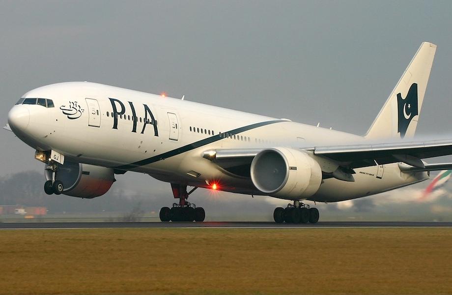 EUA revogam permissão para cia aérea do Paquistão operar voos diretos