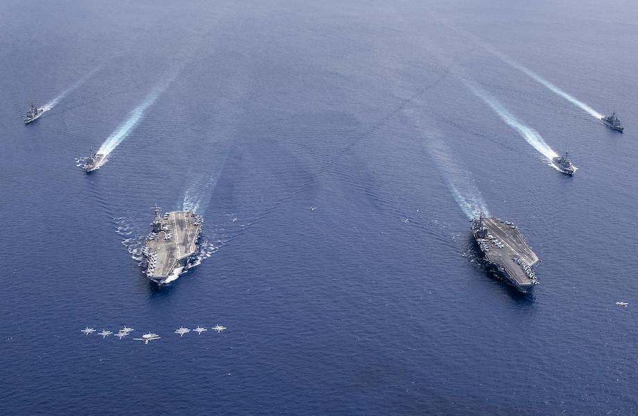 EUA reagem a exercício militar chinês no Mar do Sul da China