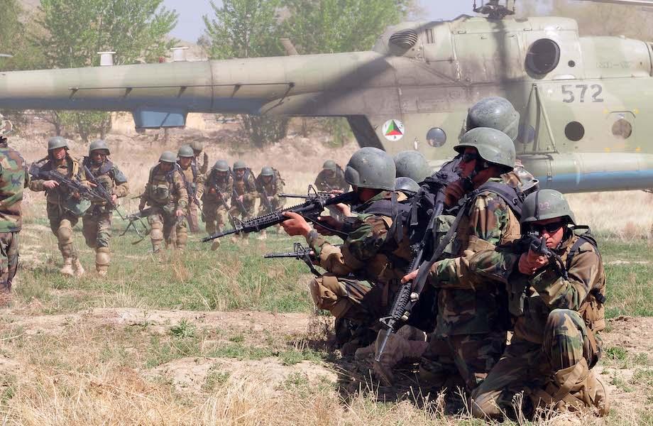 Enviado dos EUA discute paz no Afeganistão com ministros da Ásia Central