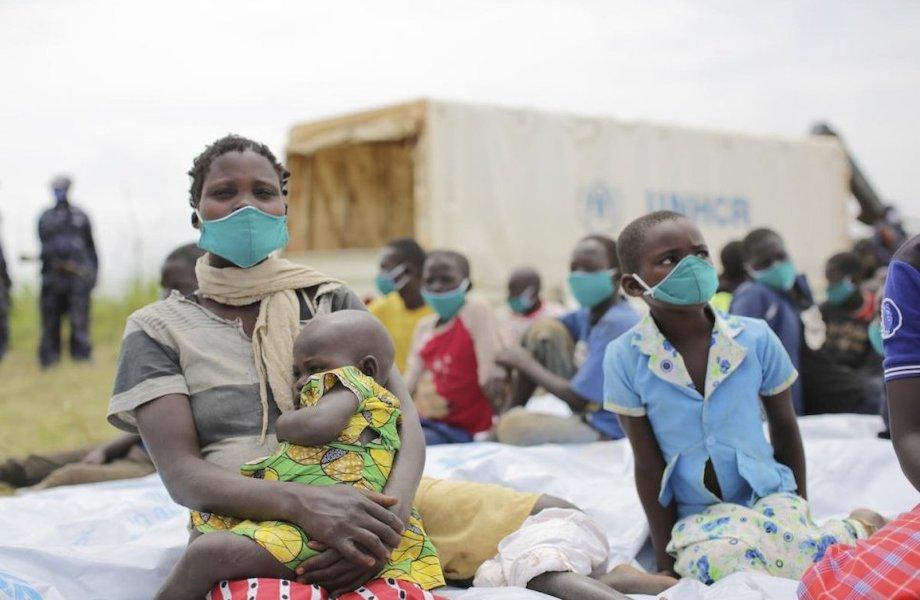 Mais de 3 mil refugiados congoleses chegam em Uganda em três dias