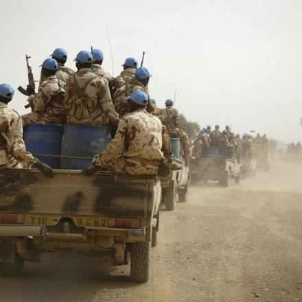 África concentra maioria dos conflitos no mundo