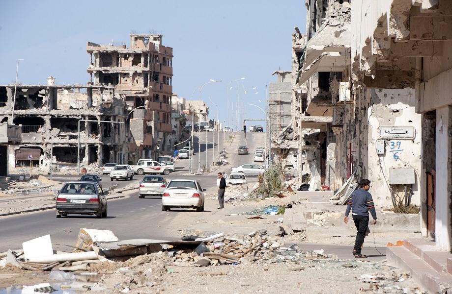 Forças rivais decidem por cessar-fogo em Sirte, na Líbia