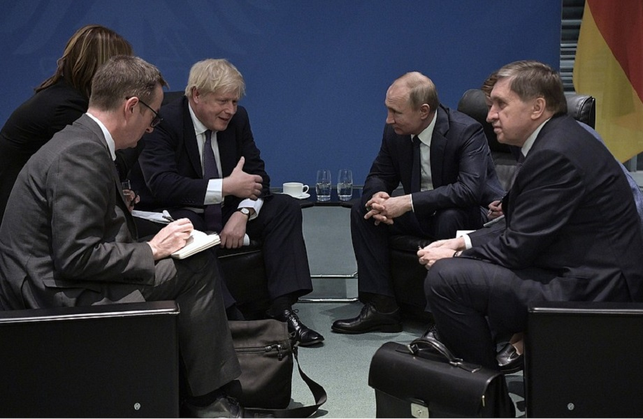 ARTIGO: O papel da Rússia na mudança da lei de espiões do Reino Unido