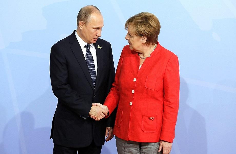 Após envenenamento, Alemanha pode parar obra de megagasoduto da Rússia