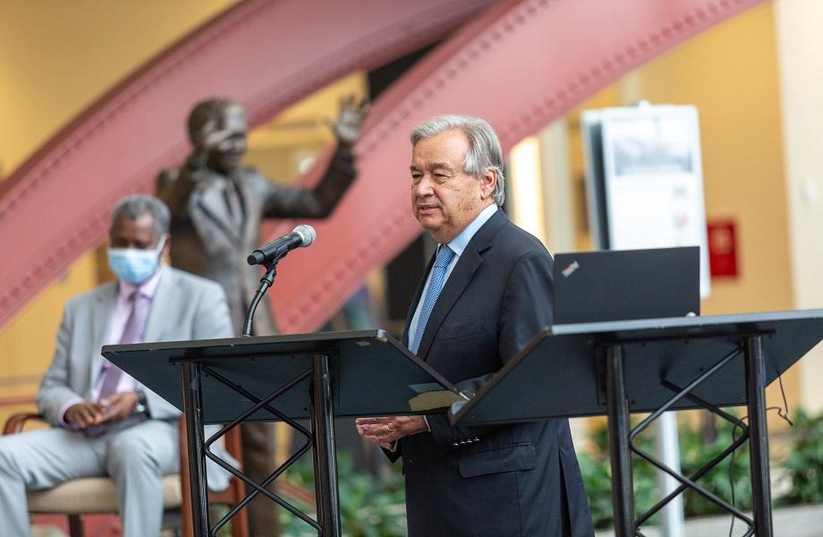 Em momento histórico, Assembleia Geral da ONU volta-se à recuperação pós-Covid-19