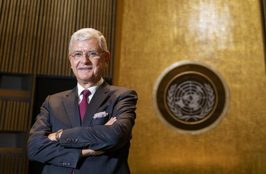 """""""Precisamos reformar para continuar relevantes"""", diz presidente da Assembleia Geral da ONU"""