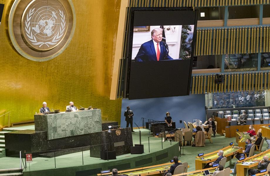 Da Covid-19 aos 'problemas reais', líderes falam em Assembleia Geral da ONU