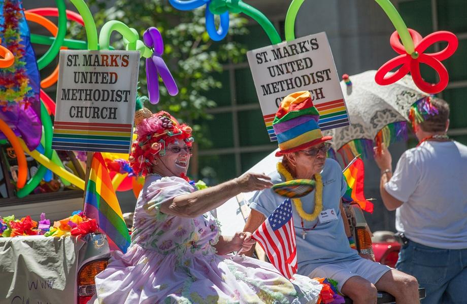 Desde 2015, meio milhão de casais gays oficializaram união nos EUA