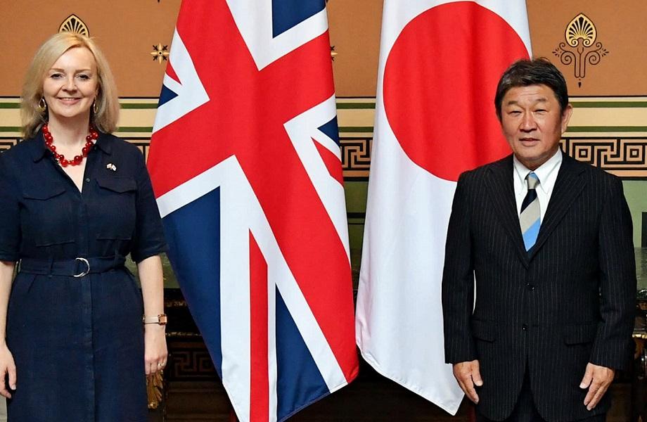Grã-Bretanha terá acordo de livre comércio com Japão após Brexit