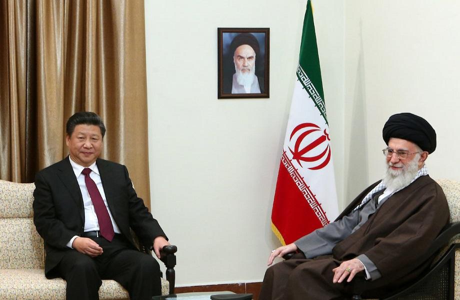 China quer construir 'centro de vigilância' com capacidade de guerra no Irã, diz site