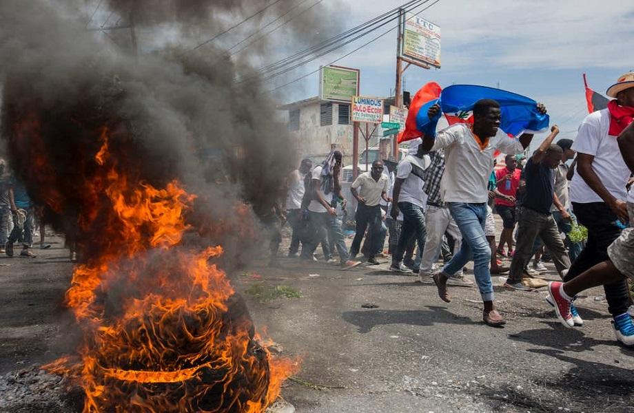 Violência recorde: Porto Príncipe registra mais de 300 mortes em cinco meses