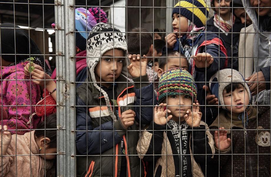 Parte das crianças refugiadas não retornará às escolas após reabertura