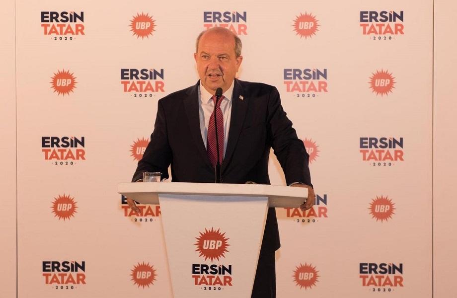 Nacionalista de direita é eleito presidente na República Turca do Norte do Chipre