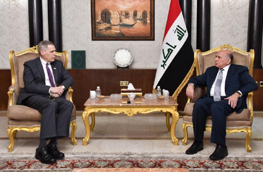 Chanceler do Iraque garante segurança para manter embaixada dos EUA no país