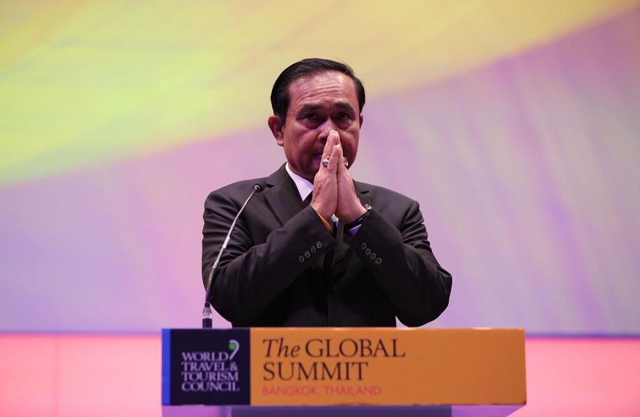 Na Tailândia, primeiro-ministro ganha aliados após reivindicação de renúncia