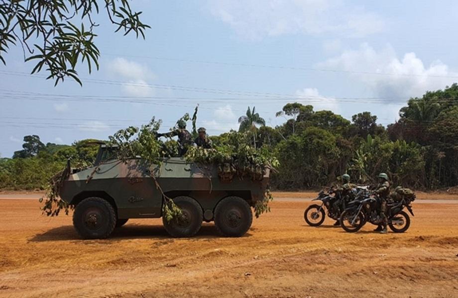 Chegada de tropas russas alimenta tensão na fronteira do Brasil com Venezuela