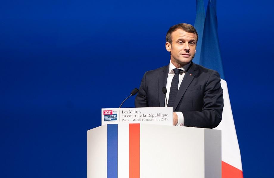 """""""Precisamos focar na independência"""", diz Macron sobre eleição de Biden nos EUA"""