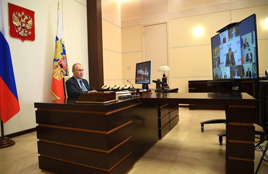 Kremlin teria construído escritório para Putin em cidade turística do Mar Vermelho