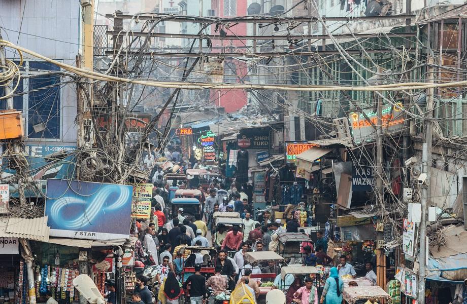 Poluição causou 1,67 milhão de mortes na Índia em 2019