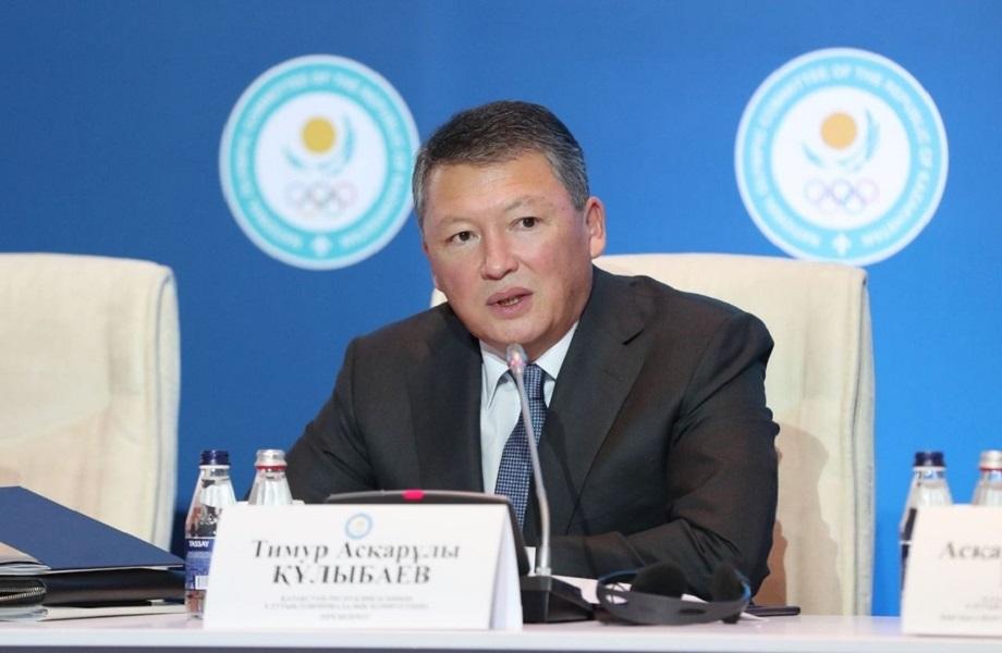 Genro de ex-presidente do Cazaquistão lucra milhões com fraude em gasoduto