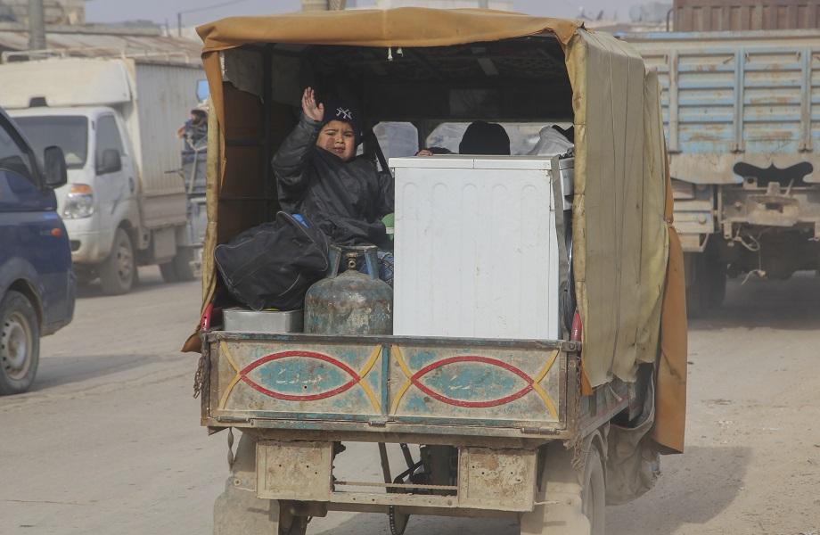 Famílias de combatentes do EI na Síria serão repatriados no Tadjiquistão