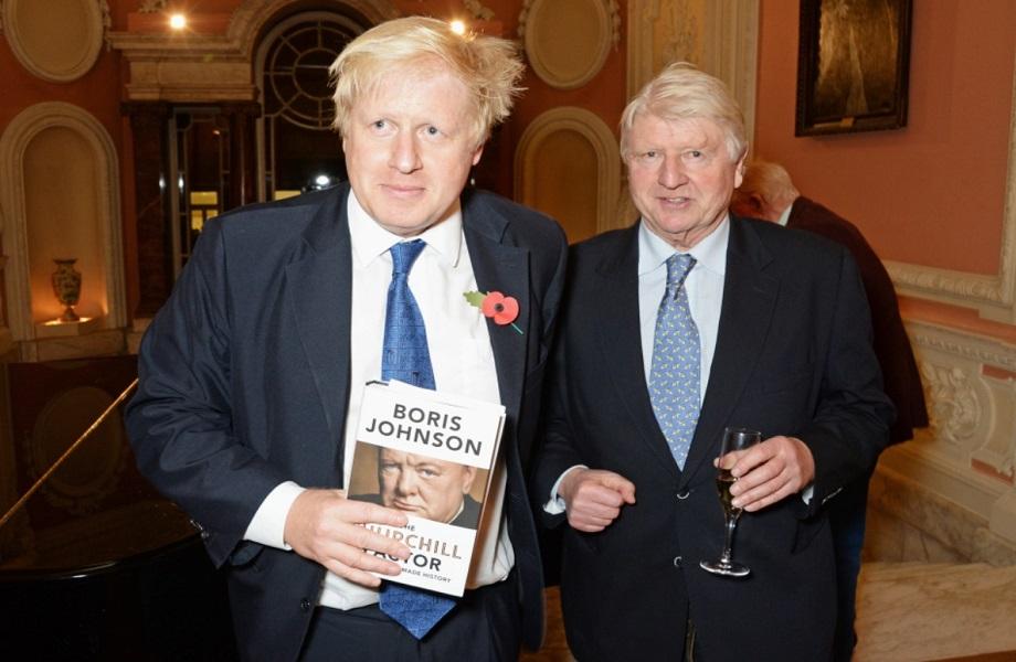 Cidadania francesa em meio a Brexit é mera 'casualidade', diz Stanley Johnson