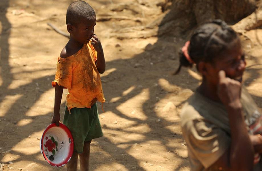 Com fome endêmica após cinco anos de seca, Madagascar pede ajuda urgente