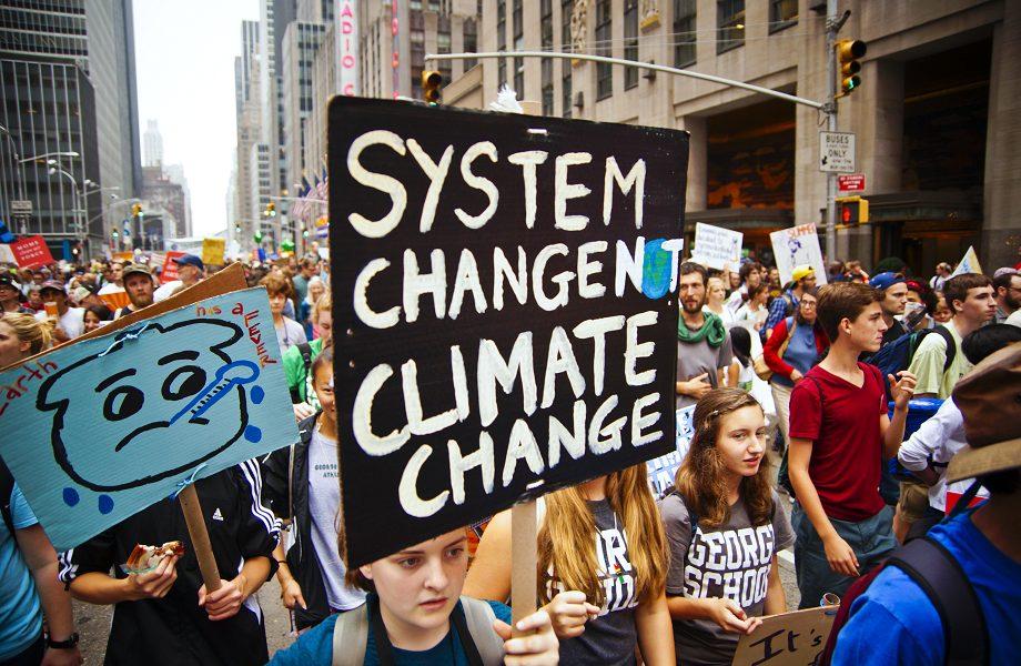 ONU: Há muito a fazer contra a crise climática para a paz, diz Guterres