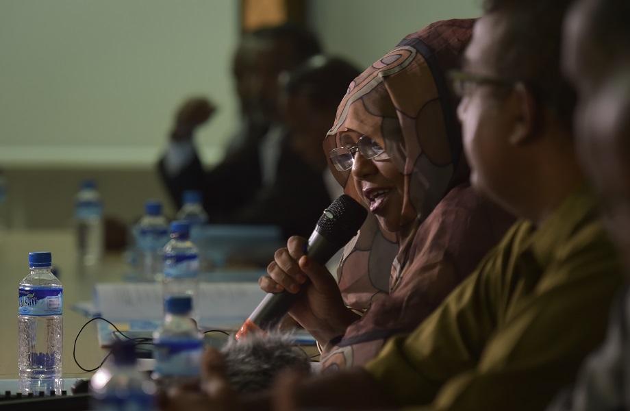 Mulheres pedem cota mínima de 30% em participação política na Somália