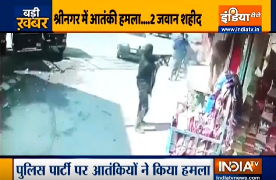 Terroristas matam policiais e deixam feridos durante visita diplomática à Caxemira