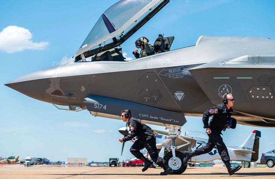 Embaixador dos Emirados Árabes relata 'confiança' em venda de jatos F-35 nos EUA